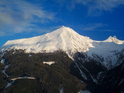 Graukogel (2492m) and Palfnerseekogel (2531m)