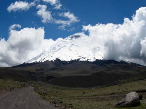 Cotopaxi_Climb for Hope Expedition 2011