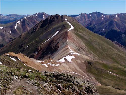 Whitecross Mountain