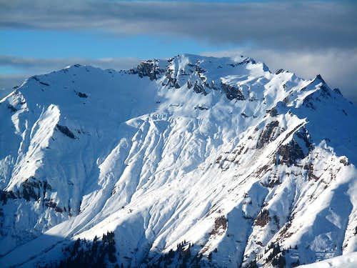 The Türchlwand (2577m)...