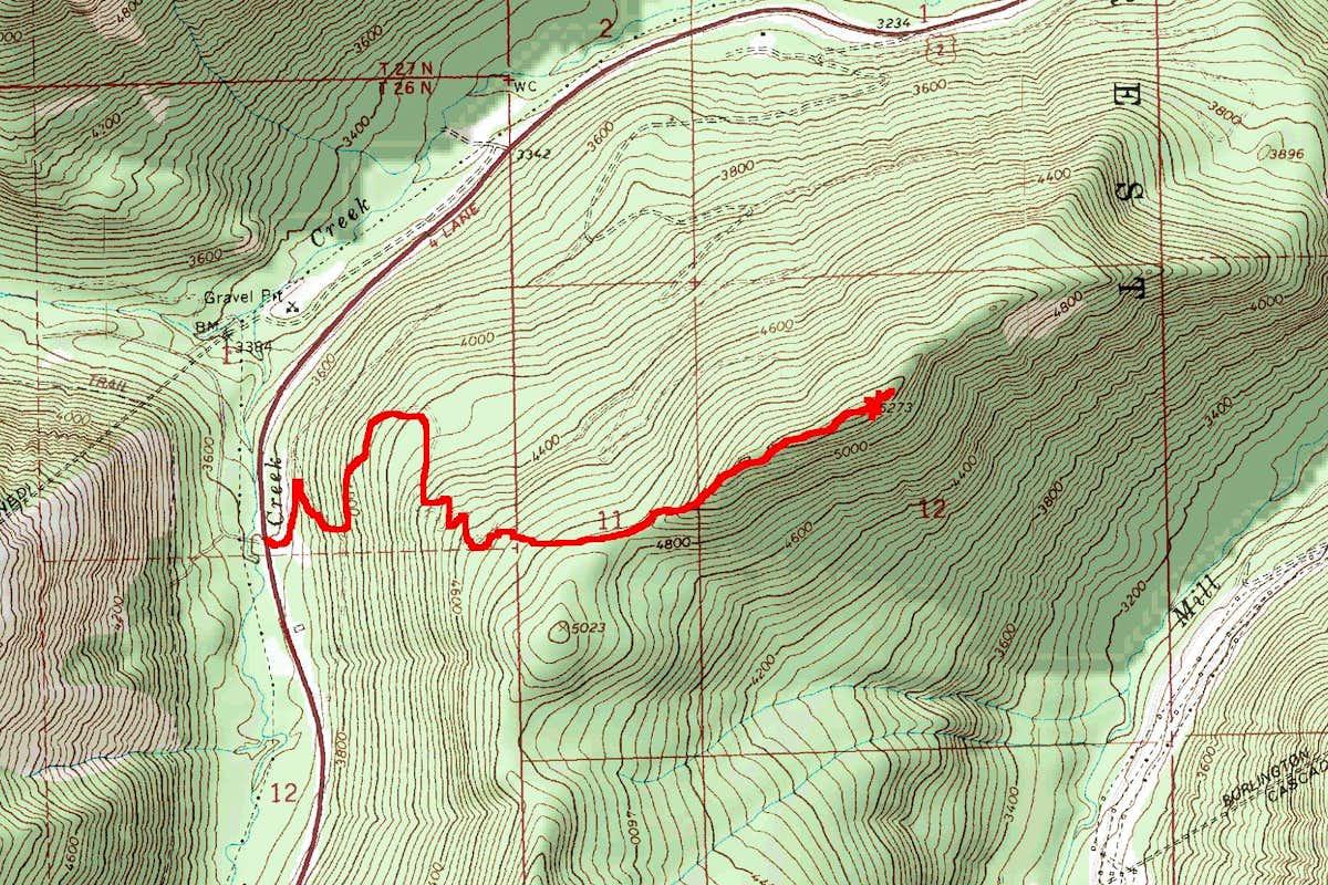 Welldiggers Ass Route Map : Photos, Diagrams & Topos : SummitPost