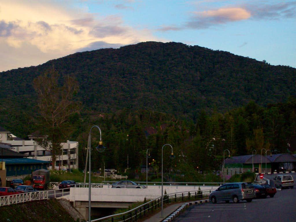 Gunung Beremban