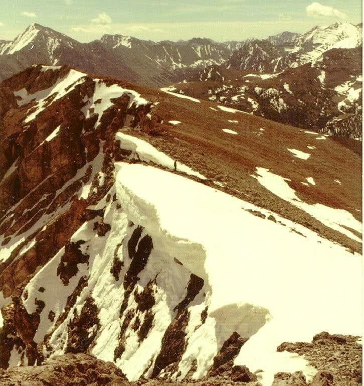 Lower East Ridge