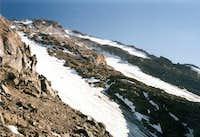 Dubisel Glacier, North Face