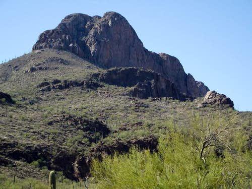 Safford Peak