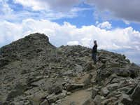 Mount Massive Summit Ridge