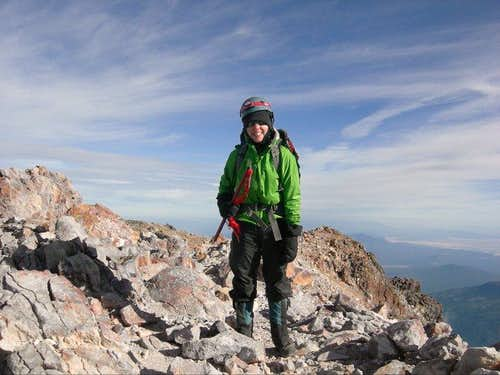 Mount Shasta Summit