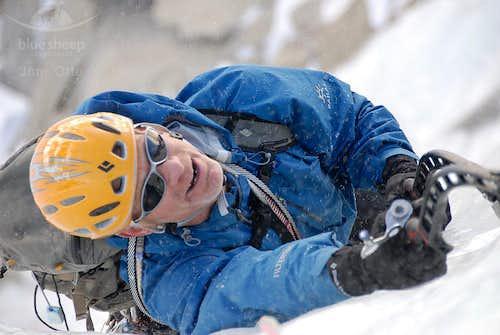 Lee Vining Canyon Ice