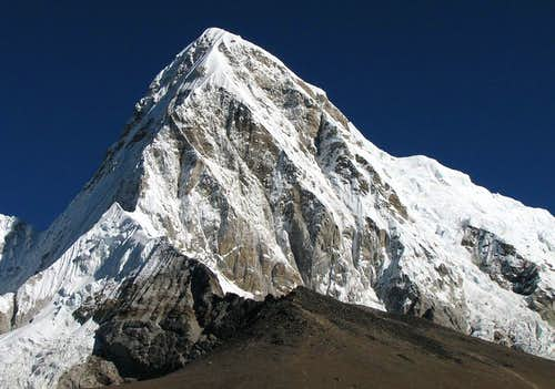 Pumori and Kala Pattar