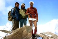 LECHAUD POINT Crossing &  strong HIMALAYSTS  1974