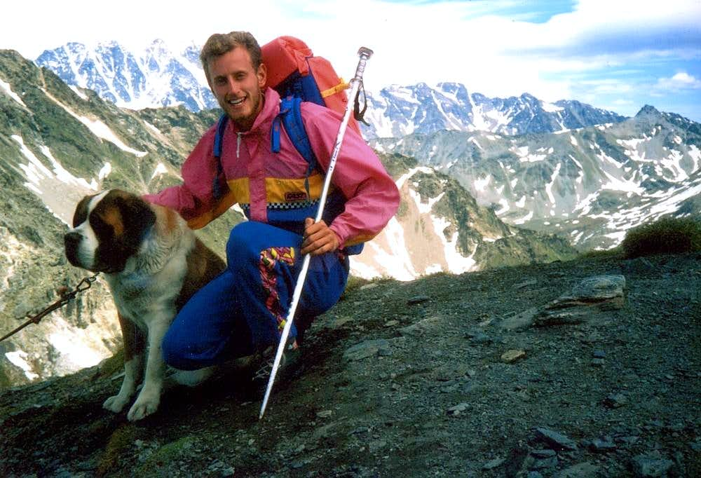 GREAT SAINT BERNARD Ale & Dog 1996