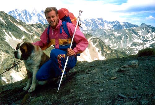 GREAT SAINT BERNARD Ale & Dog 1996
