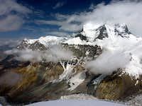 Korjenevskaya Peak - 7105 m