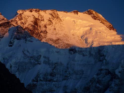 Somoni Peak - 7495 m