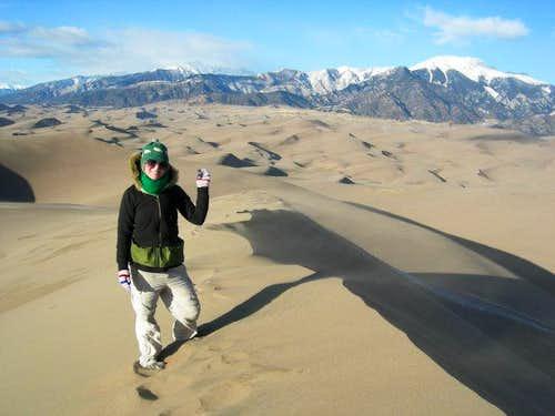 High Dune Christmas