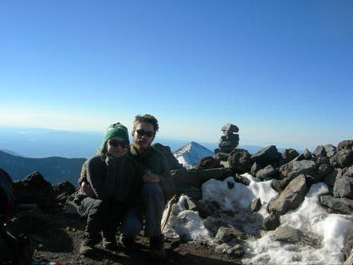 Humphrey's Peak Summit