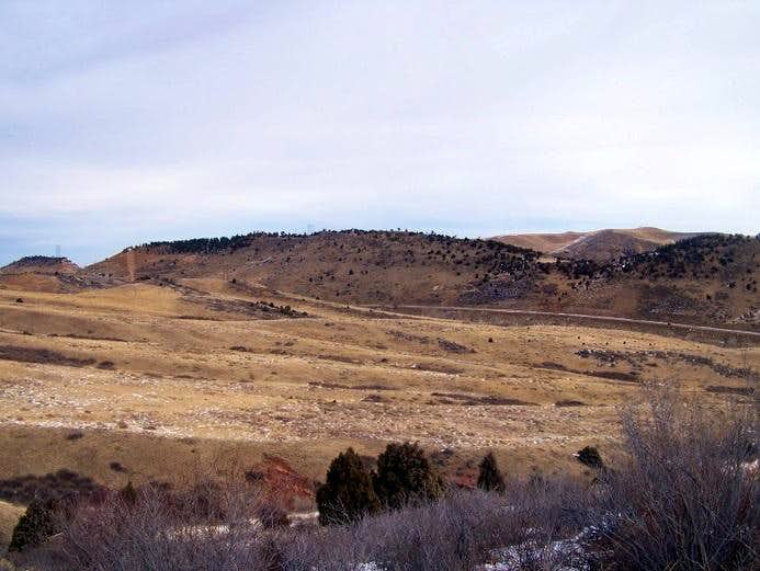 Dinosaur Ridge