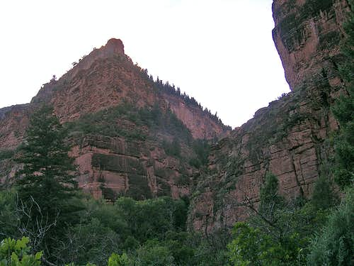 Main Elk Canyon
