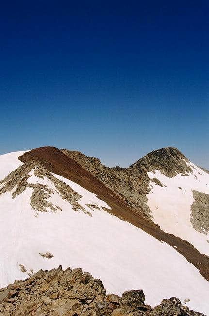 Pico Royo from Perdiguero...