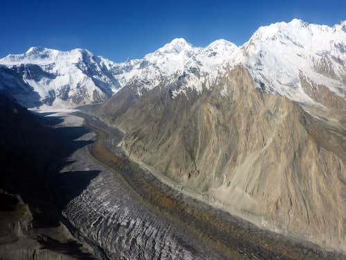 Fortambek Glacier