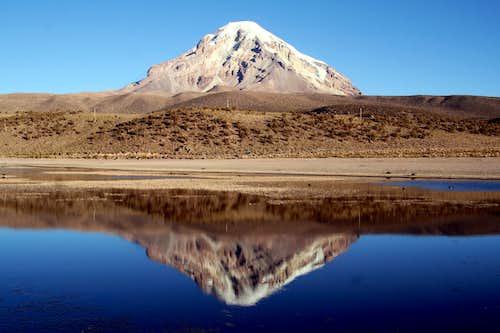 Sajama - 6542 m