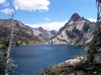 Sawtooth Lake, the Sawtooth Range