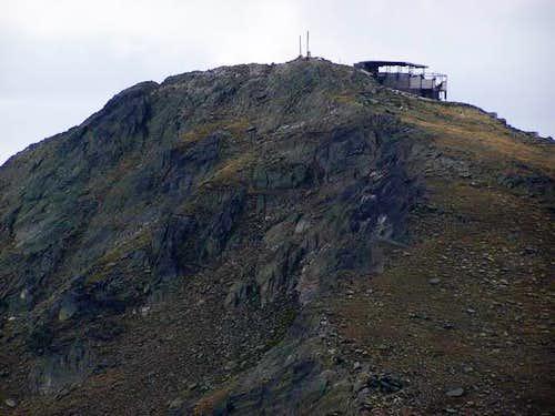 Pico del Lobo (2273 m). Taken...