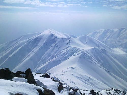 Chin Kalagh from Do shakh