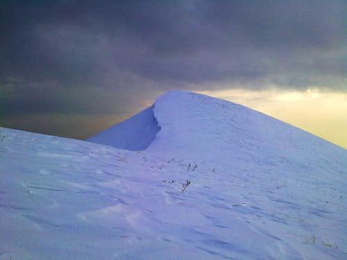 Chin Kalagh Peak