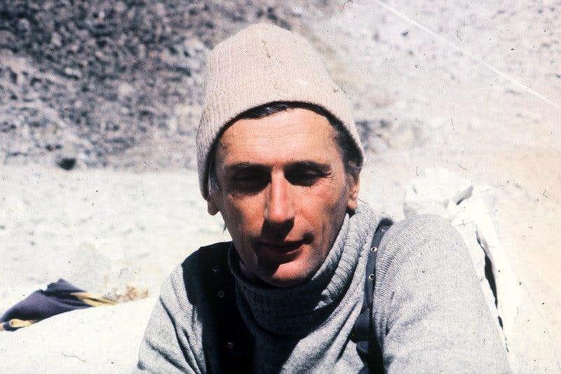 Mount Everest first winter ascent - Andrzej Zawada