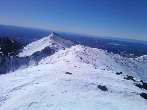 Humphreys Peak Winter Climb 2011