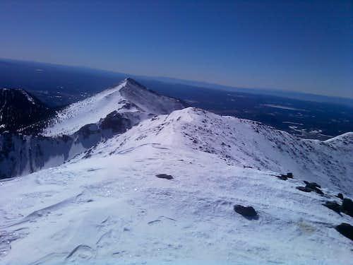 Humphreys Peak Winter Climb 2011
