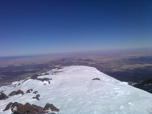 Arizona Humphreys Peak