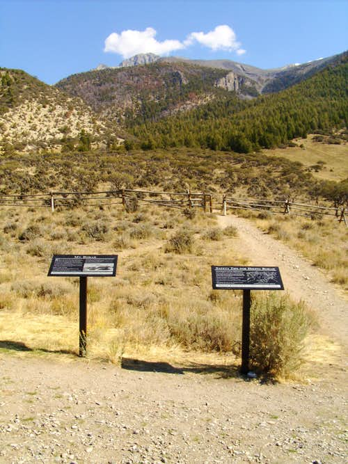 Mt Borah Trailhead