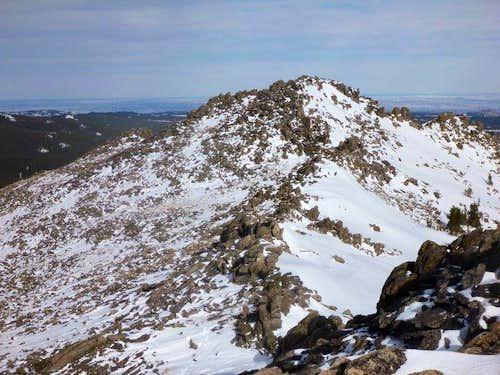 Hesse Mountain Northeast Summit