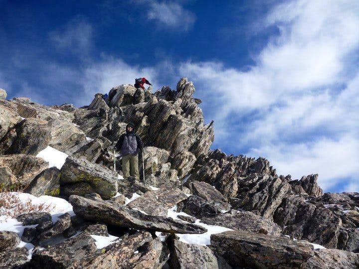 Hesse Mountain Southwest Summit Block