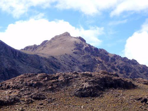 Cerro Cunurana