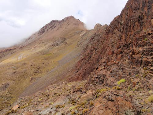 Cunurana North Ridge