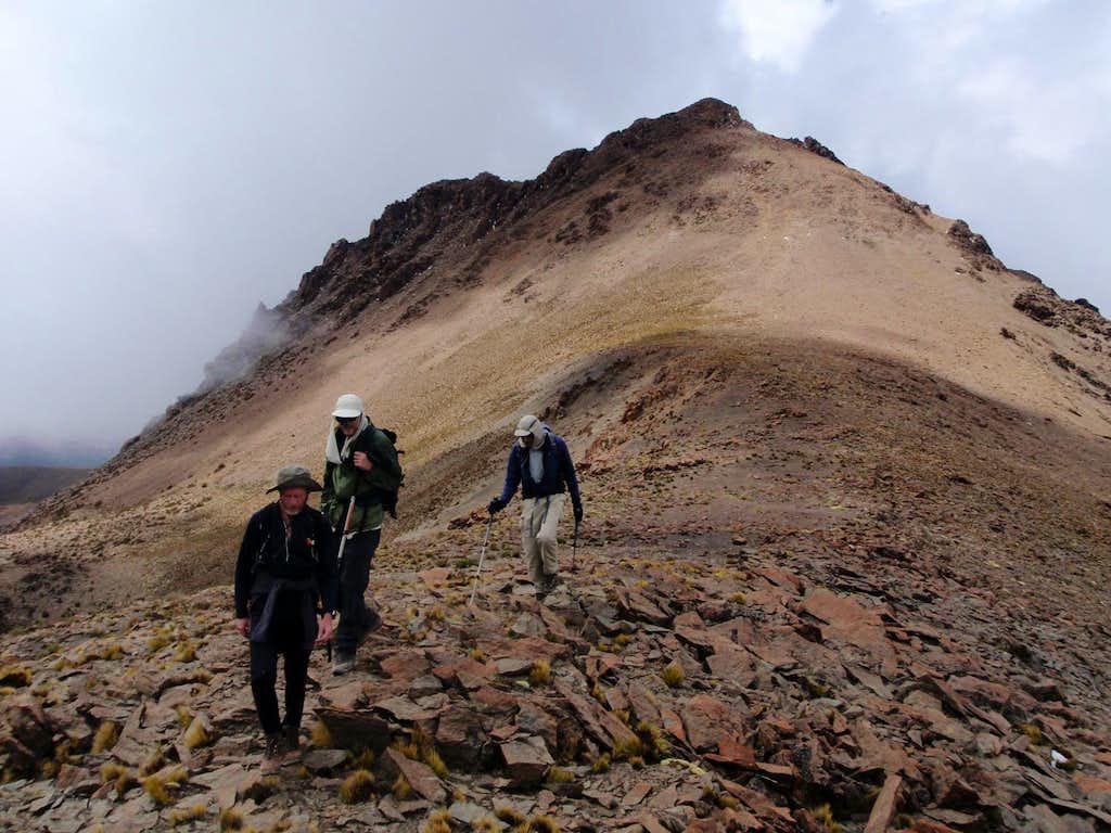 Descending Cunurana