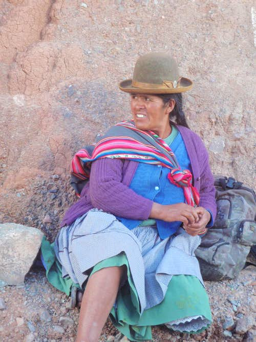 Tupiza Woman