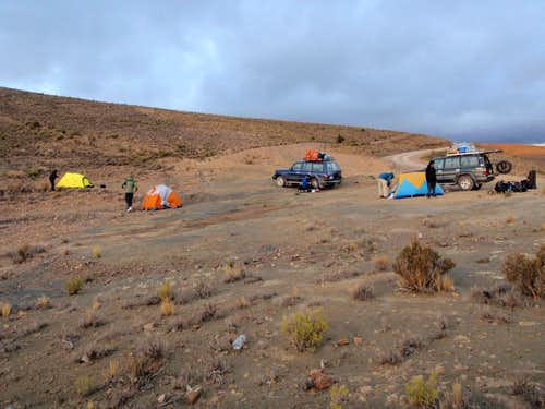 Roadside Camp