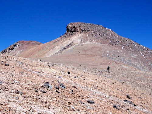 The Summit Of Callejón Cañapa