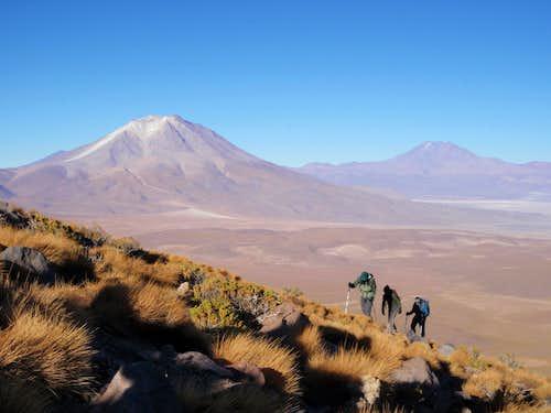 Climbing Tomasamil