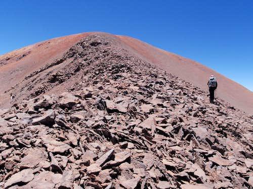 Tomasamil Summit Area