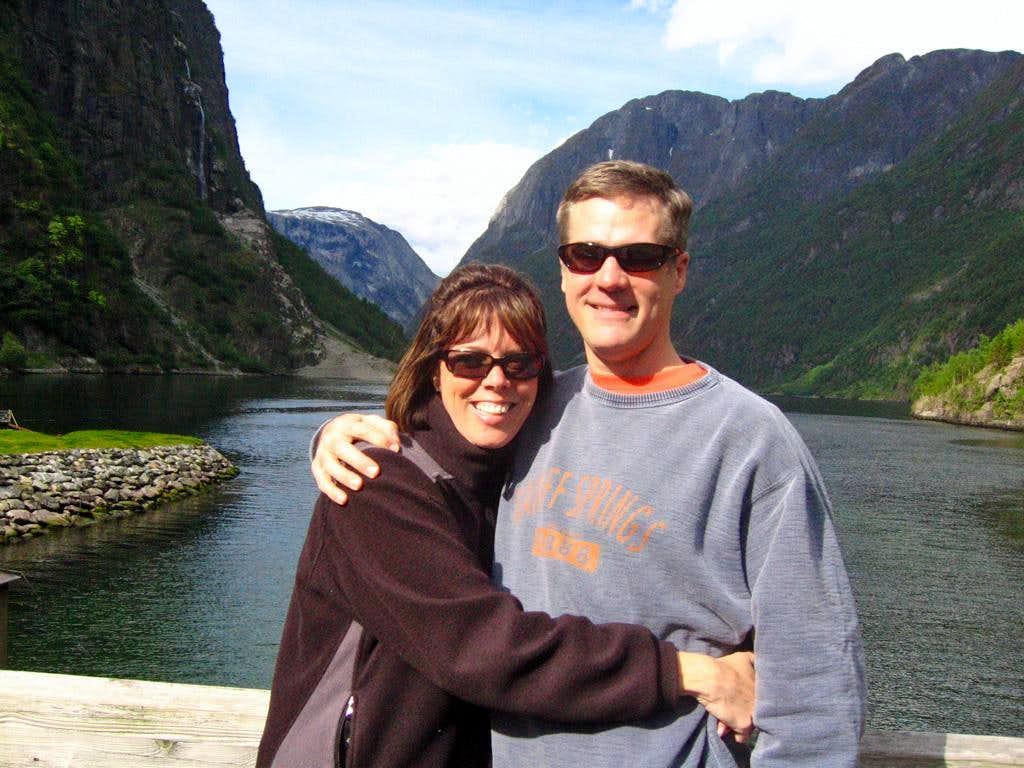 Me & Mrs Alpinist