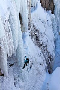History and facts of Ouray Ice Park