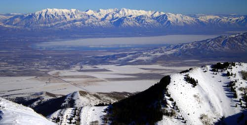 The Southern Wasatch
