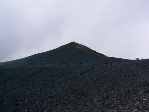 Marapi Volcano (Gunung Api Merapi)
