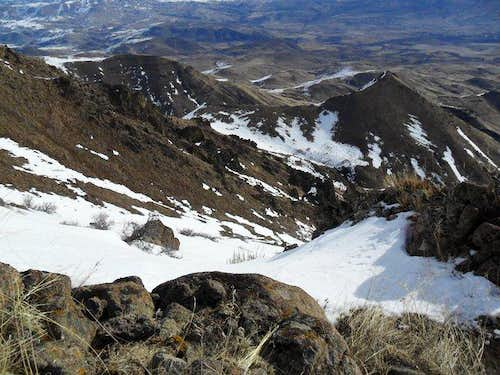 Coyote Couloir