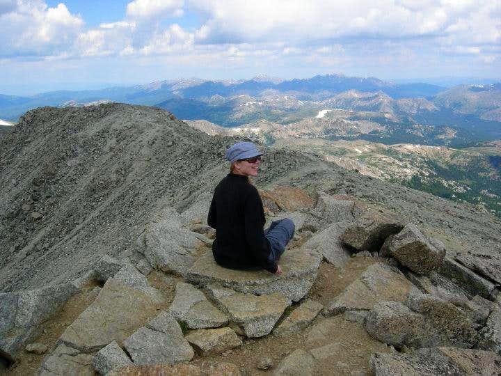 Mount Massive Summit